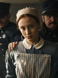 If You Loved The Handmaid's Tale, watch This New Netflix Show, Alias Grace Netflix Shows To Watch, New Netflix, Series Movies, Movies And Tv Shows, Tv Series, Watch Movies, Margaret Atwood Alias Grace, Handmaids Tale Quotes, Handmaids Tale Costume