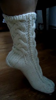 Knitting Sock