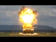 Panzer wird komplett durch einen Raketenbeschuss zerstört (für Männer) - BuzzerStar  Interessante Neuigkeiten aus der Welt auf BuzzerStar.com : BuzzerStar News - http://www.buzzerstar.com/panzer-wird-komplett-durch-einen-raketenbeschuss-zerstoert-fuer-maenner-c3aae7110.html