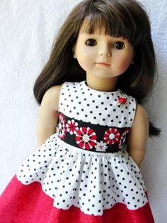 American Girl doll clothes https://www.facebook.com/dollclothesbyjanefulton www.etsy.com/shop/dollclothesbyjane