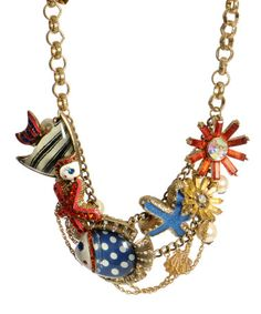 fish charms necklace