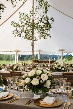 After obsessing over every single photo from this Montana wedding, I'm adding The Ranch at Rock Creek to the top of my wanderlust list right away. From the tent