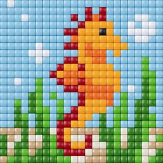 #pixelgift #pixelhobby #zeepaardje #pixelen #creatief #hobby #pixel #xl