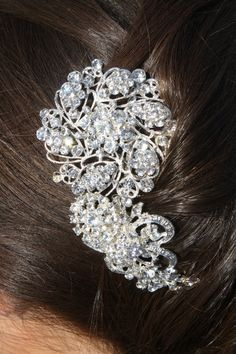 Bridal Hair Comb Wedding Hair Comb Wedding Hair by AbbyPlace, $49.95