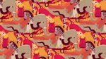 Tessely #animals #patterns #graphics
