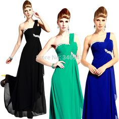 Find More Evening Dresses Information about New Sale Formal evening dress , A line floor length Crystal Sweetheart chest pad Sexy Chiffon Long dress , Free Shipping,High Quality Evening Dresses from Custom dress cloud store on Aliexpress.com