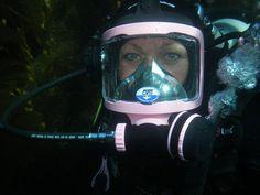 SDG Stephanie Testing OTS | Scuba Diver Girl Stephanie is ha… | Flickr