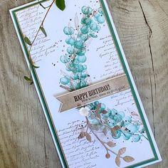 Happy Birthday, Birthday Cards, Karten Diy, Stampin Up Catalog, Craft Show Ideas, Altenew, Quick Cards, Flower Cards, Flourish