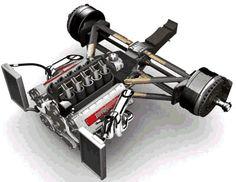 Resultado de imagen de formula 1 suspension