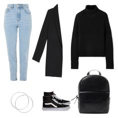"""""""Без названия #288"""" by unicornby ❤ liked on Polyvore featuring Topshop, Burberry and Vans"""