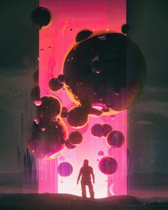 BASS LINE #cinema4d #c4d #scifi #3d #art by beeple_crap