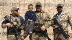 (Video) Six-Year-Old With Rare Disease Becomes A Navy SEAL For A Day