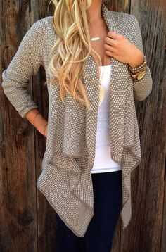 Cupshe Loving With Me Unlined Cardigan