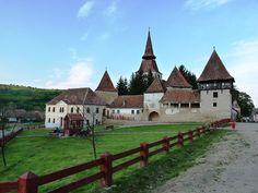 Biserica fortificată din Archita  Machetă pentru biserica fortificată din Archita  Planul fortificaţiei din Archita[1]