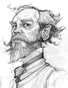 ArtStation - Victorian Me, unfinished., Mike McCarthy