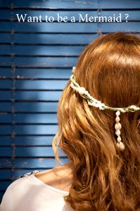 Seashell #Crown for mermaids