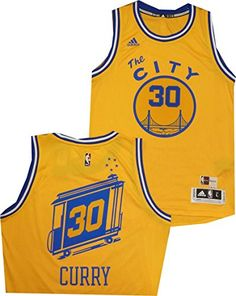 Stephen Curry Golden State Warriors Hardwood Classics Adidas Swingman  Jersey. Full color sublimated twill d167be25c