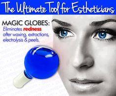 spa globes | The Magic Globes of Skincare | The Lil Spa Room