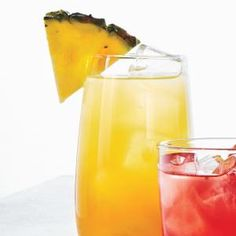 Break out the punch bowl for a sparkly, citrusy, pineapple punch fun for crowds of all ages. This also makes a great spiked punch; simply...