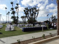 A park setting with amazing views. What more could you need for your next event. Visit www.sdparks.org for more information. #waterfrontparkevents #weddingsinsandiego