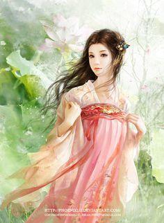 JiangNan by phoenixlu.deviantart.com