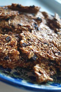 Zoete Oerkoeken #koek #vegan #puurenlekkerleven #glutenvrij #lactosevrij