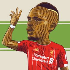 A Graphic Designer from Kuala Lumpur who love design and illustration. Movies will be the best theme for anything and still junior level on guitar. Liverpool Players, Liverpool Football Club, Liverpool Fc, Sadio Mane, Manchester United Wallpaper, Salah Liverpool, Liverpool Wallpapers, Football Pictures, Cool Themes