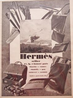 Hermes Ad Campaigns Through the Ages - Page 23 - PurseForum