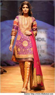 Ritu Kumar - Indian Fashion Designer - Designer Sarees, Kurtis, Suits