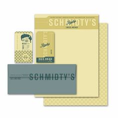 #houseofbranding | Schmidty's Branding by Stuart Flake