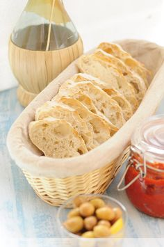 Ciabatta Ekmeği Tarifi | Mutfak Sırları - Yemek Tarifleri