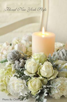 Fresh Flower Arranging スタイルのある暮らし It's FLORAL NEW YORK Style ~暮らしをセンスアップするフラワースタイリングで毎日を心豊かに、心地よく~