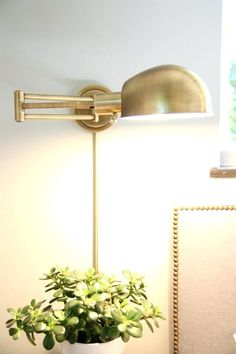 Wall Mounted Bedroom Lamps Bedside Lights Lighting Gold