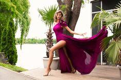 Rochie disponibila pe www.bby.ro Bali, Formal Dresses, Summer, Red, Instagram, Fashion, Tea Length Formal Dresses, Moda, Summer Time