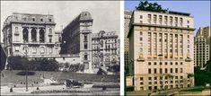 O Palacete Prates conhecido como Palacete do Hotel e que foi sede do Diário da Noite, foi demolido para a construção do Edifício Matarazzo na década de 1930.