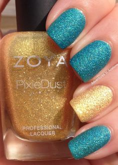 Zoya Pixie Dust |Pinned from PinTo for iPad|