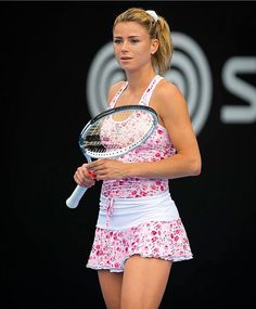 Camila Giorgi, Eugenie Bouchard, Tennis Players Female, Sporty Girls, American Women, Simply Beautiful, Sports Women, Celebs, Hello Nurse