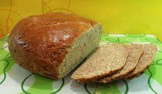 Simple Rye Loaf #bakeyourownbread