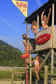 #surf girls, Brazil...