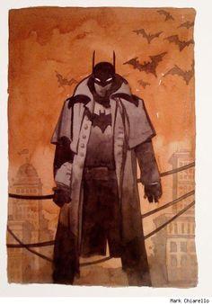 Batman by Mark Chiarello