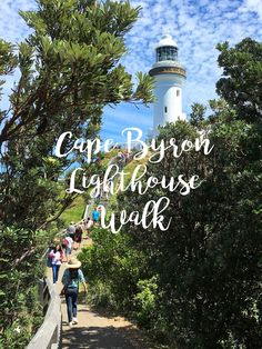 Breathtaking coastal views from Cape Byron Lighthouse Walk in Byron Bay. The best two hours you will spend in your life!