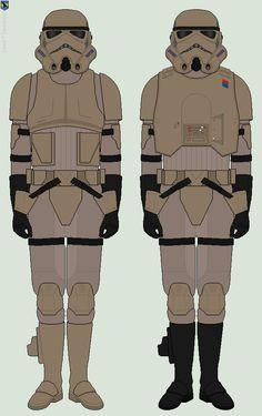 Imperial Ranger by Daniel-Skelton