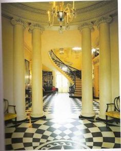 Entrance Hall. Swan House, Atlanta. interiors - Google Search