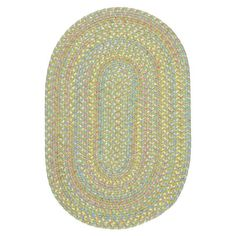 Rhody Rug Playtime Indoor/Outdoor Area Rug Lime - PT44R024X036