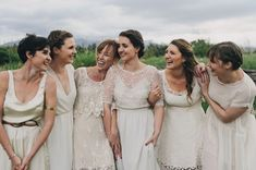 Wedding Day on Miss Moss - check out all the photos - a truly beautiful handmade wedding.