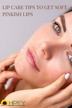Get beautiful tips for soft pink lips. Lip Care Tips, How To Apply, How To Get, Soft Lips, Healthy Women, Aloe Vera Gel, Medical Advice, Pink Lips, Rid