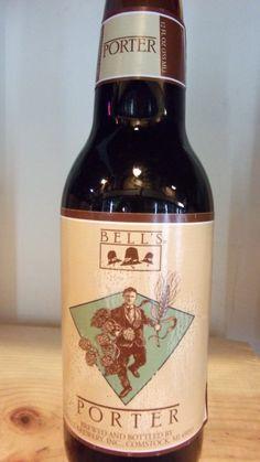 Cerveja Bell's Porter, estilo Porter, produzida por Bell's Brewery, Estados Unidos. 5.6% ABV de álcool.