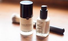 NARS Sheer Glow vs Armani Luminous Silk — THE ONLY ONES