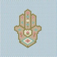 Brick Stitch Patterns, Peyote Stitch Patterns, Seed Bead Patterns, Beading Patterns, Bead Loom Bracelets, Peyote Beading, Beaded Animals, Diy Schmuck, Bead Crochet