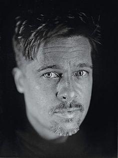 Brad Pitt-Wmag